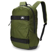 Nike SB Courtyard Skate Board RPM Style Backpack Bag Olive Green BA5305 331