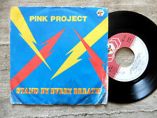 Pink Project – Stand By Every Breath / Duel - 45 GIRI