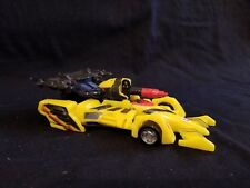 2002 Hasbro Autobot RID Mirage GT Indy Car Yellow Complete Figure Decepticon