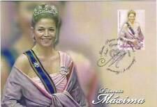Kaart Royalty 2006 - Grenada - Prinses Maxima (roy002)