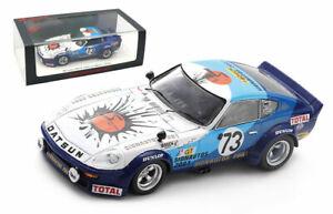 Spark S3582 Nissan Datsun 260Z #73 'Sionauto 2001' Le Mans 1976 - 1/43 Scale