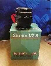 Naigon f/2.8 Macro Multicoated Attacco Nikon