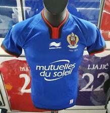 Maillot jersey trikot maglia camiseta shirt ogc nice 110 ans 2014 bodmer S