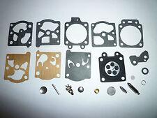 K20-WAT WA / WT WALBRO Carb Carburetor DIAPHRAGM GASKET NEEDLE REPAIR KIT