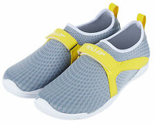 Ballop Aqua Fit Skin Shoes Active Series Line (Typhoon Gray) Women US Size 7
