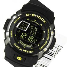 Casio G-Shock Motor Sports Motif Mens Digital Wrist Watch G7710-1 G-7710-1 Black