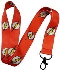 DC Comics' The Flash Logo Lanyard