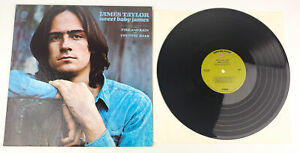 James Taylor Sweet Baby James Record 33 RPM LP WS 1843 Warner Brothers 1970