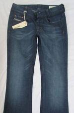 Jeans da donna bootcut Diesel denim