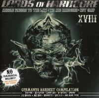 LORDS OF HARDCORE XVIII 18 = Neophyte/Promo/Goyah/Tritone/Dee...=2CD= GABBER !!