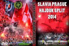 dvd slavia prague-hajduk split 2014 - ULTRAS