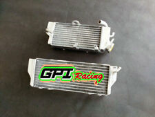 ALUMINUM RADIATOR FOR HM CRM F125X DERAPAGE RR 4T 2010-2017 2016