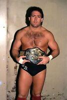 Tully Blanchard Wrestling Poster 11x17 Print NWA 4 HORSEMEN AEW WCW WWF WWE