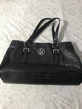 Armani Black Handbag