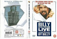 BILLY CONNOLLY - Billy Bites Yer Bum / Hand Picked by Billy - DVD 2003 - 1981/82