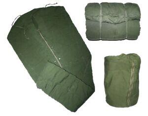 orig Schwedischer Armee Schlafsack - warm und Robust - Militär Army Bushcraft BW