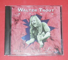 Walter Trout Band - Motivation of love -- Maxi-CD / Blues