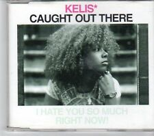 (EW386) Kelis, Caught Out There - 1999 CD