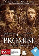 The Promise - Abu-Hassan Mohammed DVD R4 NEW
