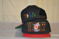 Tisa Snapback Miami Heat Cap Blogger Original Obey Last Kings YMCMB Dope new
