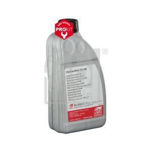 FEBI BILSTEIN 02615 - Hydrauliköl