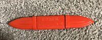 Vintage -Rip 'n Pik Seam Ripper & Thread Picker tool - Red Plastic