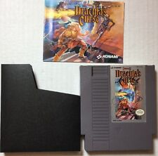 Castlevania III: Dracula's Curse (Nintendo Entertainment System, 1990)