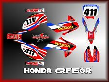 HONDA CRF 150R CANNARD SEMI CUSTOM GRAPHICS KIT
