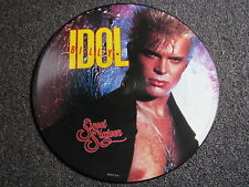 Billy Idol-Sweet Sixteen Picture 12 inch Maxi LP-1987 UK-IDOLP 10