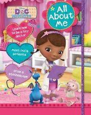 Disney Doc McStuffins All About Me (Disney Junior Doc Mcstuffins), New, Disney B