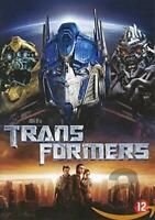 Transformers (Widescreen) - DVD -  Very Good - - - 0 - Unrated (Not Rated) - Wid