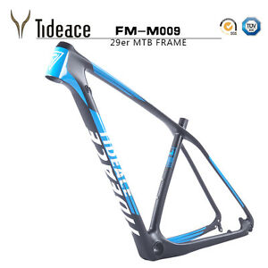 Aero Carbon Mountain Bike Frame 27.5er/29er Carbon Fiber Mountain Bike Frames