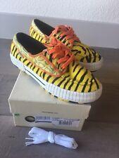 New Kenzo Men s Shoes Size 42 Color Jaune Noir 0531b296e12