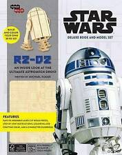 IncrediBuilds: Star Wars: R2-D2 Deluxe Book and Model Set by Michael Kogge