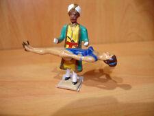 CBG MIGNOT cirque FAKIR FEMME EN LEVITATION   figurine circus figure toy soldier