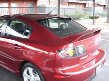 Rear Window Visor for 2004-2009 Mazda 3