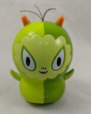 Little Kids Green Moji Mi Living Emoticons Figure 2014