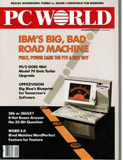 PC World Magazine - September, 1989 Back Issue COMPUTER Magazine