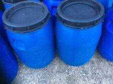 Mouse vermine a prova di plastica da 60 litri vasca/BARILE Pollo/Pet Food Storage a tamburo
