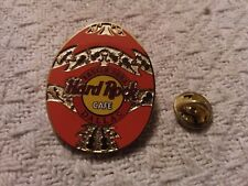 New ListingHard Rock Cafe, Dallas, Easter 2004 pin S/H combined