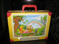 Winnie Pooh Kassettenkoffer mit Motiv 80 er Jahre