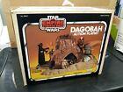 VINTAGE 80'S KENNER STAR WARS ESB DAGOBAH PLAYSET COMPLETE W/ ORIGINAL BOX NICE! For Sale