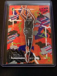 Kevin Durant RUBY 38/149 Court Kings 20-21 #44