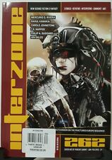 Interzone Science Fiction Fractured Europe #262 Jan Feb 2016 FREE SHIPPING JB