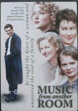MUSIC FROM ANOTHER ROOM  - DVD