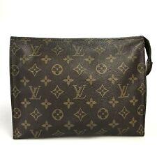 Louis Vuitton monogram Posh Towaretto 26 clutch bag handbag multi Pouch  (380-5