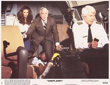 AIRPLANE! PETER GRAVES JULIE HAGGERTY LESLIE NIELSEN ORIG 1980 8X10