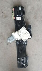 DISCOVERY SPORT HSE 2018 L550 REAR LEFT WINDOW REGULATOR AND MOTOR FK72 27001 AD
