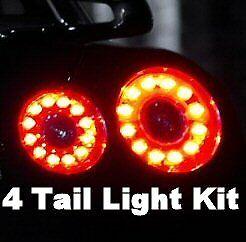 GTR 4 Rear Light Kit
