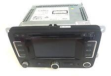 #368 2009-2013 Volkswagen Tiguan CD Player Radio Navigation1K0 035 274 K OEM